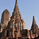 Our journey to the ancient city, Ayutthaya