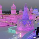 Ice, snow fire up economy of China's winter wonderland