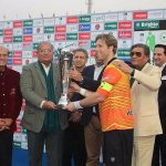 Pakistan, World XI play 3-3 drawn game
