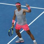 Nadal weathers blast from pocket rocket Schwartzman