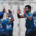 Perera's all-round brilliance keeps Sri Lanka alive