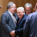 Palestinian leader urges EU to recognize state, boost role