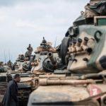 Turkey in new assault on Kurdish militia on Syria