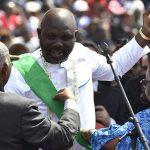 Joy and hope in Liberia as Weah is sworn in