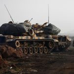 Turkey says campaign against US-backed Kurdish force in Syria will be swift