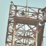 Rajasthan man climbs tower with petrol bottle demanding Padmaavat ban