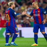 Mascherano's eight year spell at Barcelona concludes
