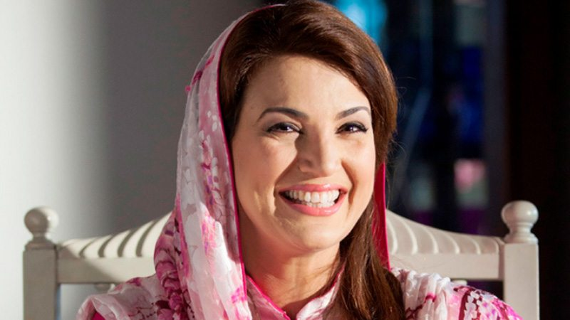 Reham Khan suggests dog problems are to blame for Imran Khan's most