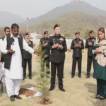 Admiral Zafar launches Spring Tree Planting Campaign 2018 at Navy Headquarters