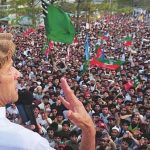 Khan's destructive politics