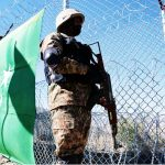 In pictures: Pak-Afghan border fencing in progress