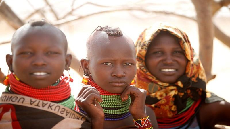 A Nilotic people of Kenya