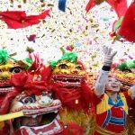 Chinese festivities