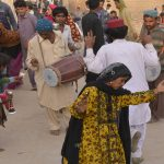 Thousands visit Faqeers of Gaji Shah for exorcism of 'possessed relatives'