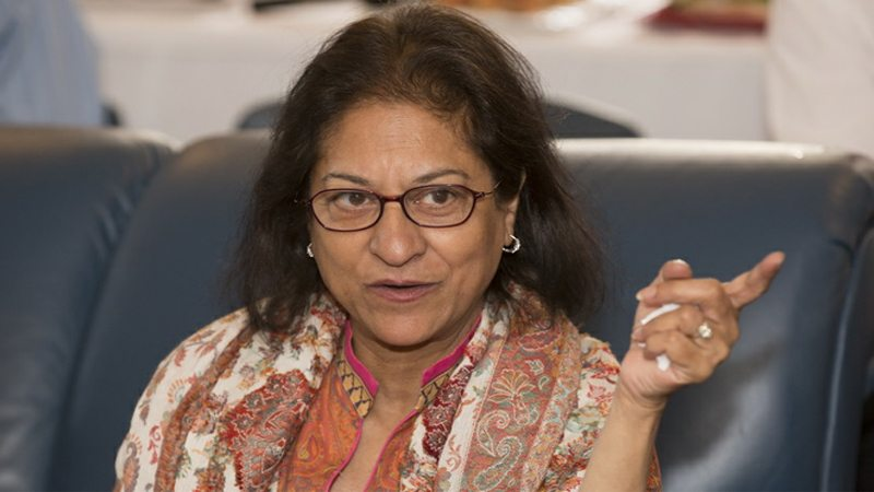 Asma Jahangir A Woman Who Kept The Torch Of Civil Liberties Aflame For Almost Five Decades In Darkness Despotism Passed Away On 11 February
