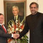 Finding new impetus in Pakistan-Jordan relations
