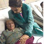 Meera heartbroken over her grandmother's sudden passing