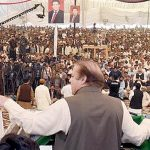 Voters' thumbs more powerful than umpire's finger: Nawaz