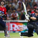 New Zealand advance to tri-series final despite two-run loss to England