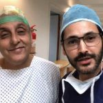 Fahad Mirza takes up the challenge to do Sajid Hasan's scalp reconstructive surgery
