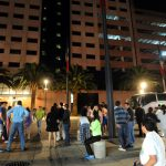 Earthquake shakes Mexicans out of bed, alarms sound in capital