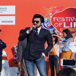 Hamza Ali Abbasi, Uzair Jaswal and Ali Sher lend support to the Festival of Life
