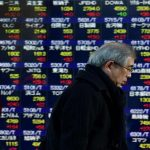 Asia markets edge up as  investor sentiment calms