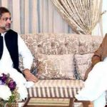 Abbasi discusses caretaker govt with Opposition Leader
