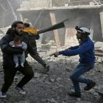 UN demands end to targeting civilians in Syria enclave after 100 die