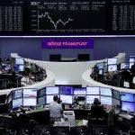 Global stocks struggle as bond yields, dollar regain traction