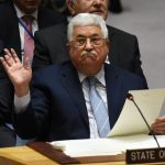 Abbas calls for Mideast peace conference in rare UNSC speech