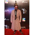 Fashion and entertainment bigwigs dress to impress