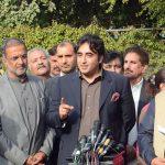 PPP won't let Nawaz Sharif dictate the judiciary: Bilawal