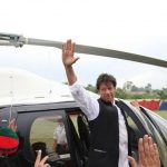 Imran's use of KP helicopters cost Rs 2.1 million to national exchequer