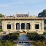 Lahore's Hazuri Bagh — a historic complex with a new look