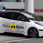 With Easy Ride trial, Nissan takes new step towards being Uber competitor