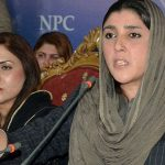 Gulalai officially announces her party, says PML-N ministers should be sent to jail