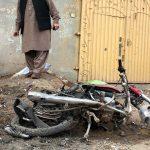 Peshawar Ring Road blast injures three people