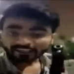Sindh Home Minister takes notice of footage of man firing on Karachi's Shahra-e-Faisal