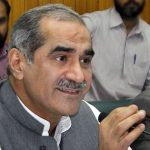 Saad Rafique issues defamation notice to PTI's Fawad Chaudhry