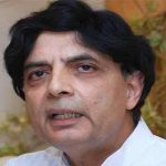 PML-N should not clash with institutions, suggests Nisar