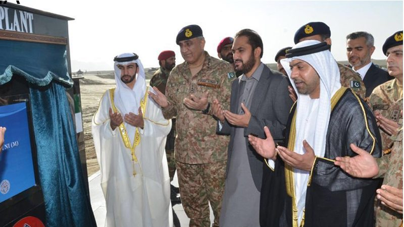 role of pak army in the development of pakistan