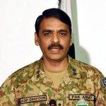 Don't compare 'strikes and match', ISPR DG schools Indian minister