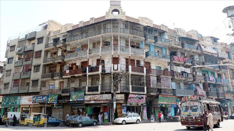 Karachi in danger of losing old architecture - Daily Times