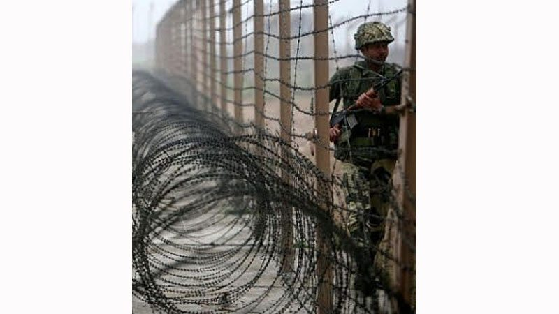 Indian troops target civil population in Harpal, Charwah