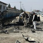 Taliban claims deadly car bomb attack in Kabul