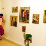 Services of Pakistani artists acknowledged at Academic Forum