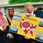 Public smiles, private problems as Saudi prince visits White House