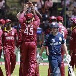 Thunderstorm helps West Indies to qualify for World Cup 2019