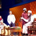 Play about day-to-day struggle of a Muslim family in the US
